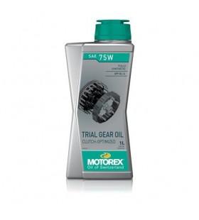 GEAR OIL MOTOREX TRIAL SAE 75W 1L - MOT356