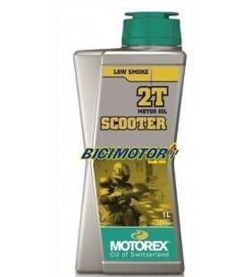 MOTOREX OIL 2T SCOOTER 1L - MOT70