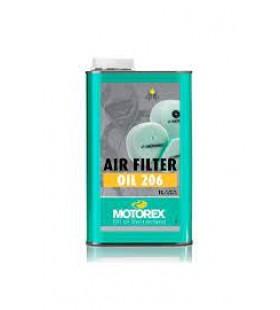 AIR FILTER OIL MOTOREX 206 1L - MOT81