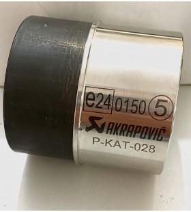 Catalizador AKRAPOVIC P-KAT-028 Catalytic Converter