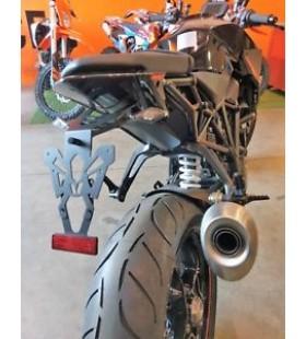 SUPORTE MATRICULA KTM 1290 SUPER DUKE R -C8-SPM006