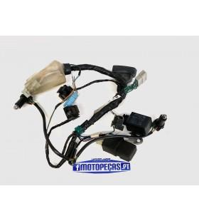 parte eletrica, cablagem Honda CBR 900RR Fireblade mod, 929